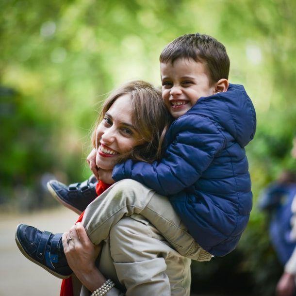 Consious parenting Nina Urman